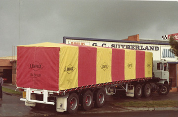 Truck Cover 2 by G.C. Sutherland Canvas Goods
